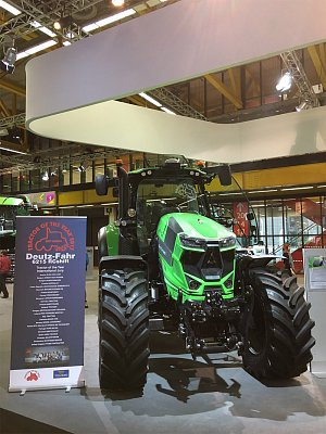 EIMA - Tractor of the Year 2017