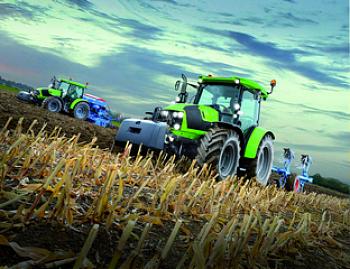Seznam akcí, kde si můžete nejen prohlédnout traktory Deuzt - Fahr
